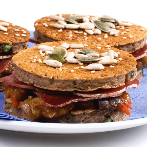 Burgers-crepes-ratatouille