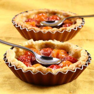 Tartelettes tomates chèvre
