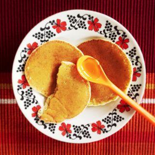 Pancakes-pavot