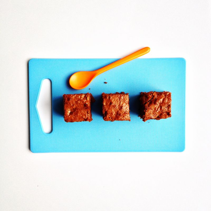 Brownie-chocolat-rhubarbe-abricots