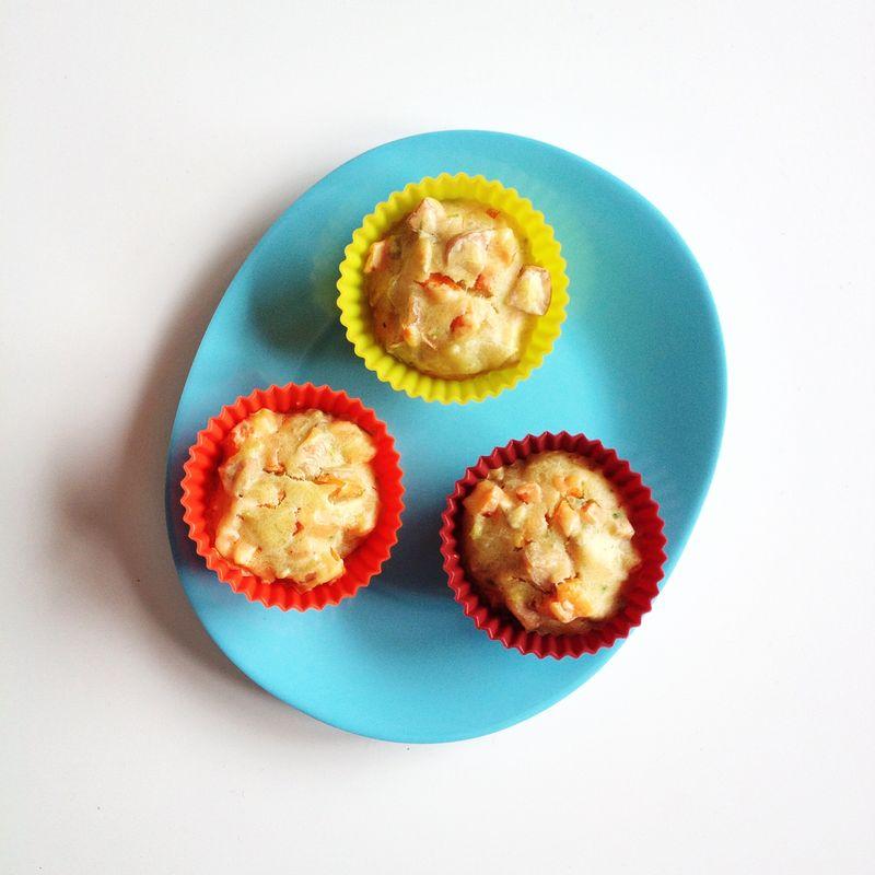 Minis-cakes-knacks-carottes-graines-tournesol
