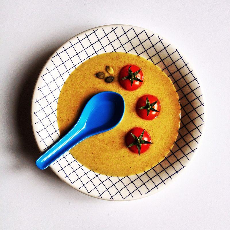 Velouté-champignons-olives