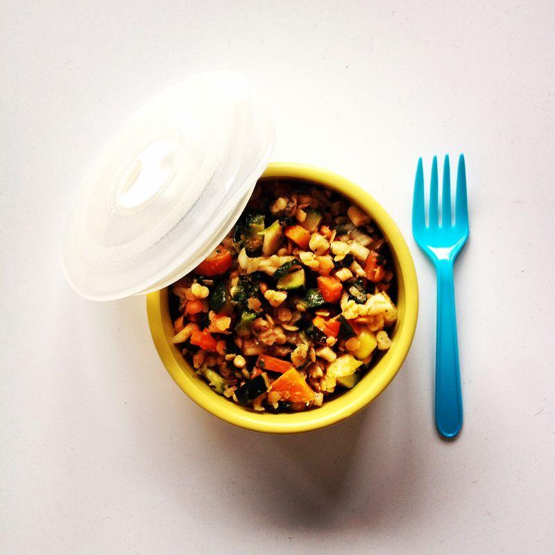Salade-pates-lentillescorail-mache-endives-petitslegumes