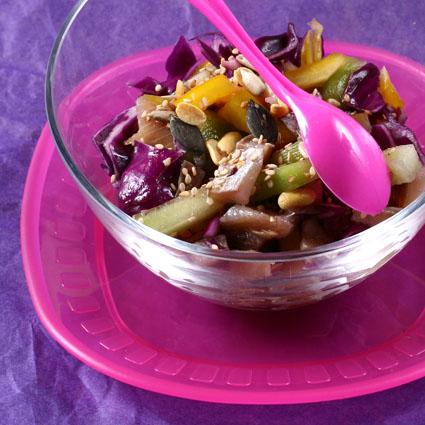 Salade_hareng_melon